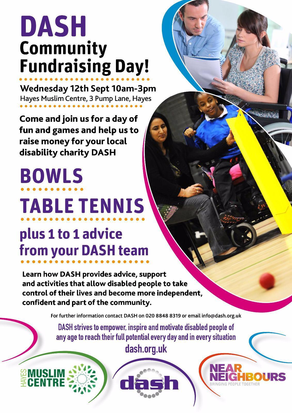 Dash Fundraising Event 12.9.18