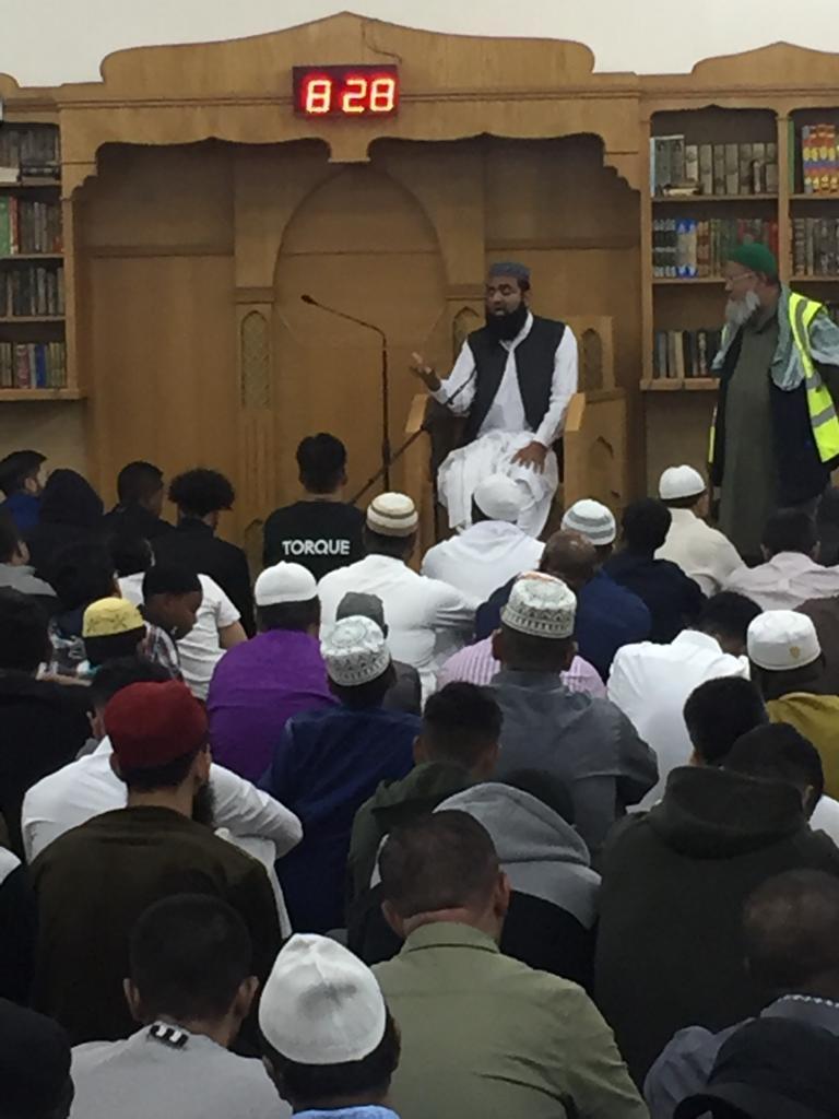 Eid ul adha 21.8.18