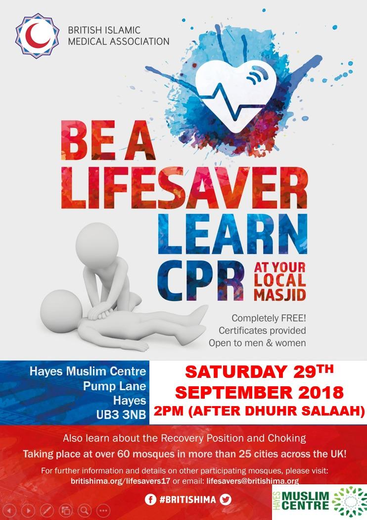 Be A Life Saver 09-2018