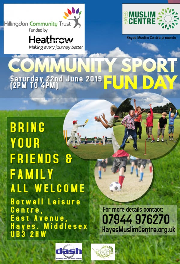 Funday 22 June 2019